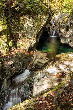 Texas Falls....Vermont