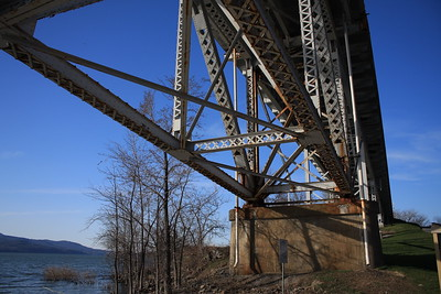 Crown Point Bridge 1929