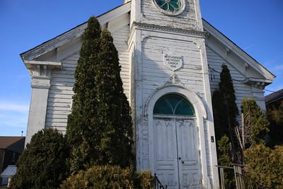 West Addison Methodist Church 1840