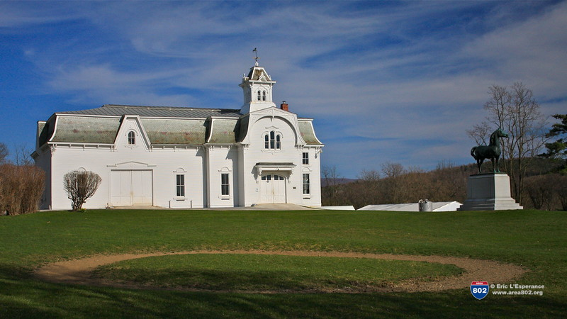 The Morgan Horse Farm