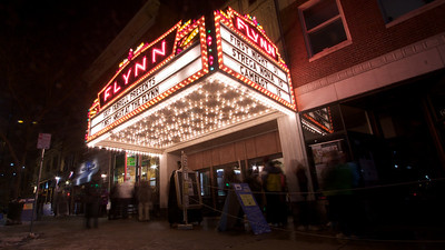 The Flynn Theater, Main Street, Burlington, VT - New Years Eve 2009
