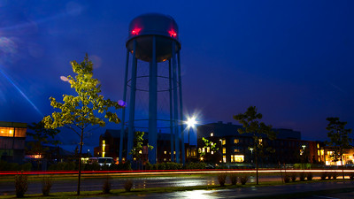 Burlington Water Tower
