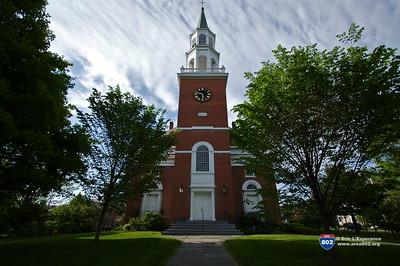 Unitarian Church, Burlington, VT