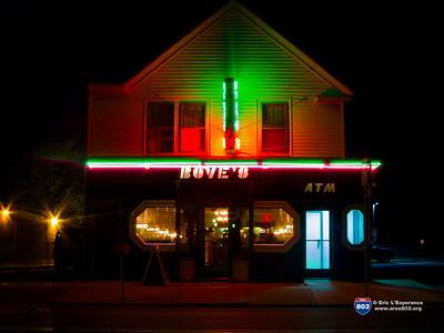 Boves Restaurant, Burlington, VT