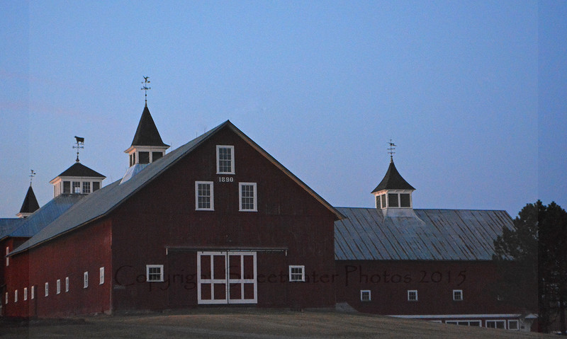 Mountain View Barns