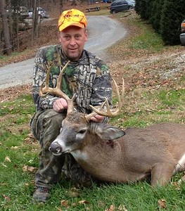 Charlie Peet, Huntington, 2013.  Scored 129 2/8.