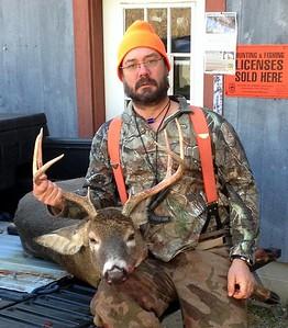 Rob Macri, Windsor Co., 2015.  156 lbs.