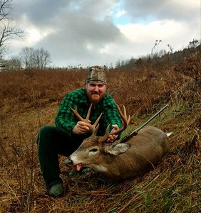 Brian Gibbs, Washington Co., 2017 Rifle.  Scored 111 7/8.