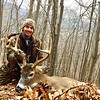 Adam Vanderminden, Rutland Co., 151 lbs., 2017 Rifle. Scored 110 5/8.