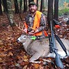 Kyle Mate, Windsor Co., 181 lbs., 2018 rifle.