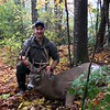Dana Joyal, Chittenden Co., 192 lbs., 2018 Archery.  Scored 132 2/8.