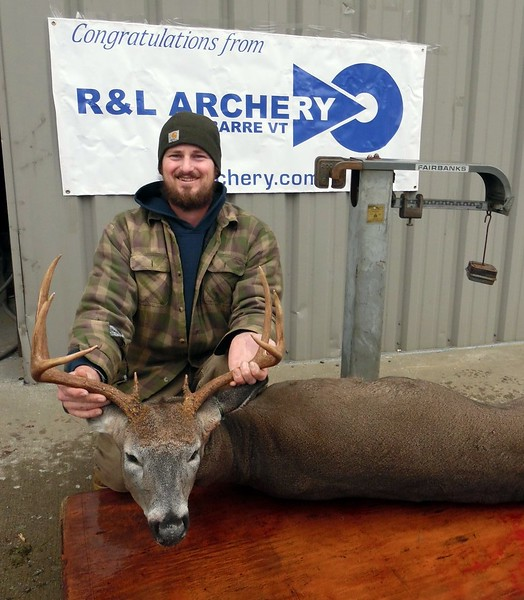 Tucker Huntsman, Washington Co., 176 lbs., 2019 Archery.