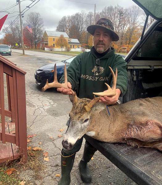 Kevin Kane, Franklin Co., 189 lbs., 2019 Archery. Scored 113 5/8.