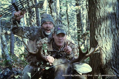 2014 - Frank Stanley & James Ehlers, Essex Co., Archery