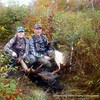 2014 - Carla Jimmo and Sprague Sharrow. Lamoille Co., Archery.
