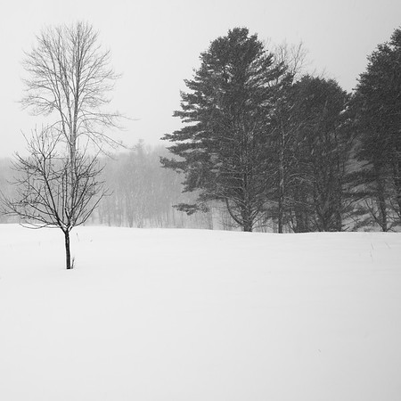 Storm / Royalton, Vermont