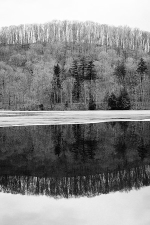 Reflective Pond / Woodstock, Vermont