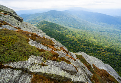Camel's Hump, Rocks and Tundra / Duxbury, Vermont