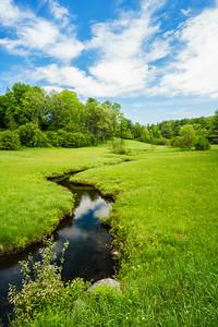Mitchell Brook / Norwich, Vermont