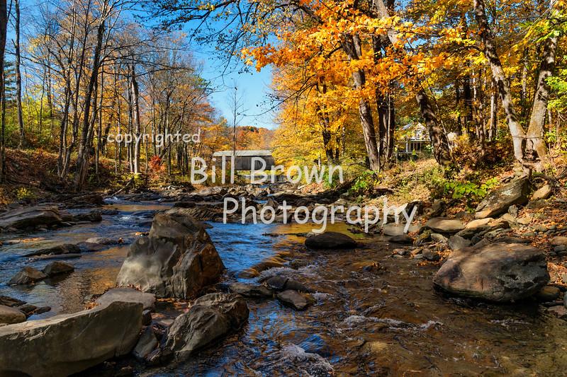 Green River in Fall