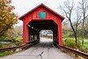 Upper Covered Bridge, Northfield Falls