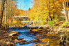 Fall View of Green River-Artistic