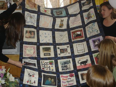 Marci and Tim's Quilt