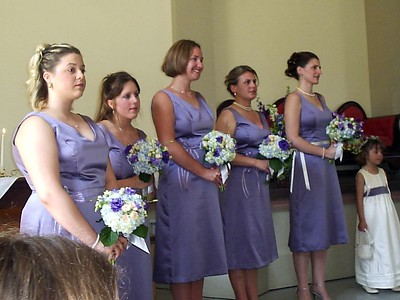 Wedding Party - girls