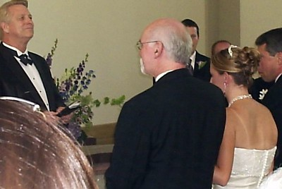 Rev. Short, Kurt, Marci, Tim