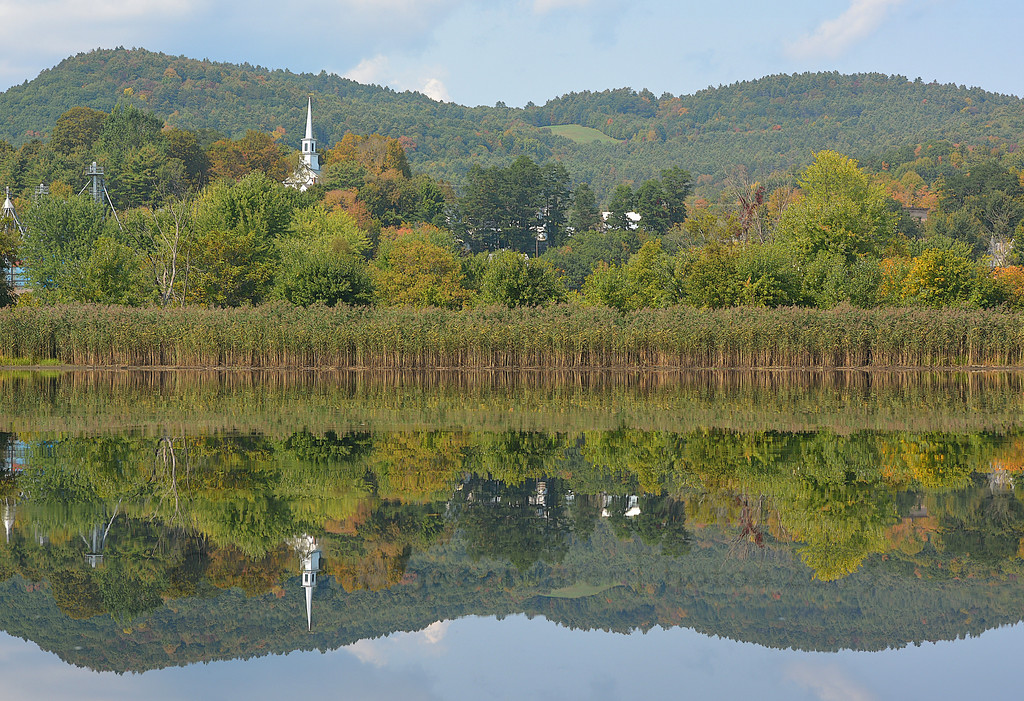 Connecticut Reflections