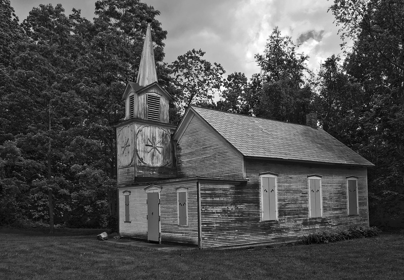 Old Church, North Clarendon.