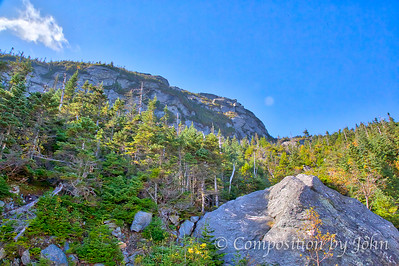 Summit of Mount Mansfield VT