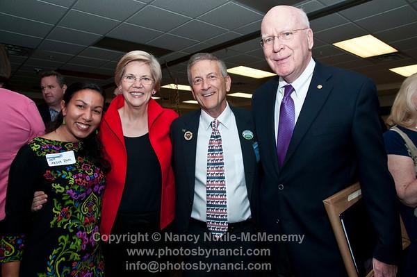 Vermont Democrats Curtis Awards