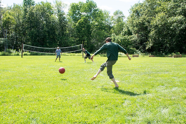 5th Annual Orange and Windsor County Democrats Kickball and BBQ