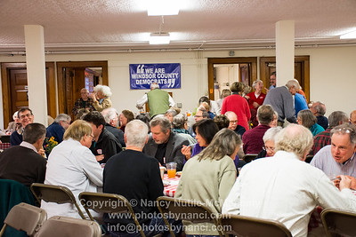 Windsor County Dems Pasta and Politics