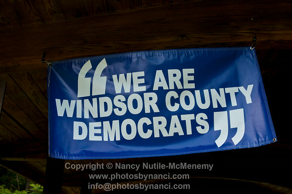 2nd Annual Windsor County Dems BBQ