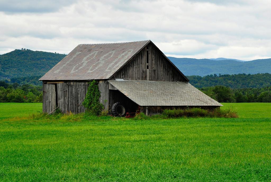 Barn built in 1880