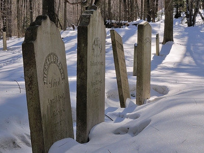 Center Fayston Cemetery