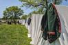 Reenactor Encampment
