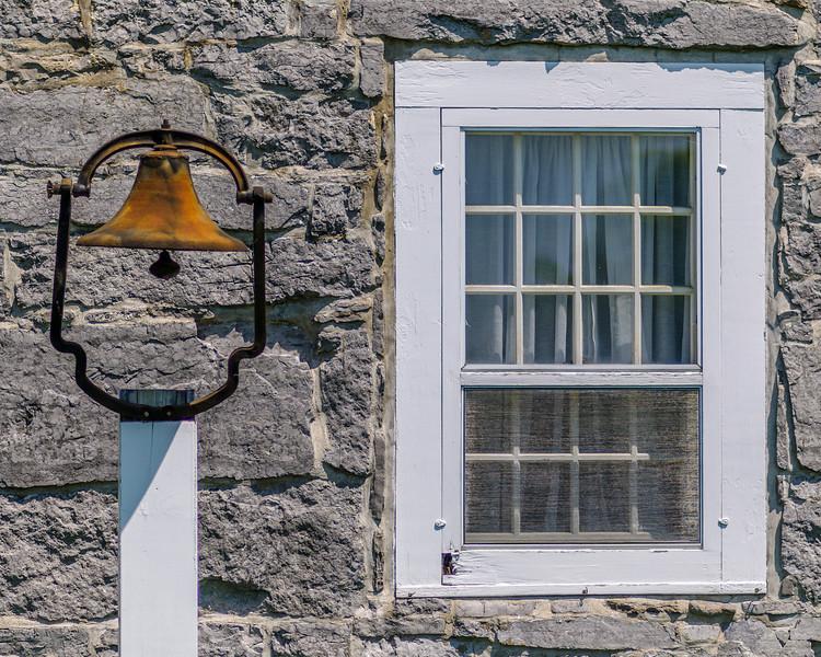 Old School House near Chimney Point