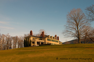 Hildene: The Lincoln Family Home in Manchester, Vermont  #814