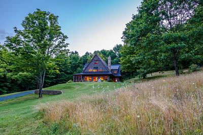Summer Evening - Seaver Hill Farm