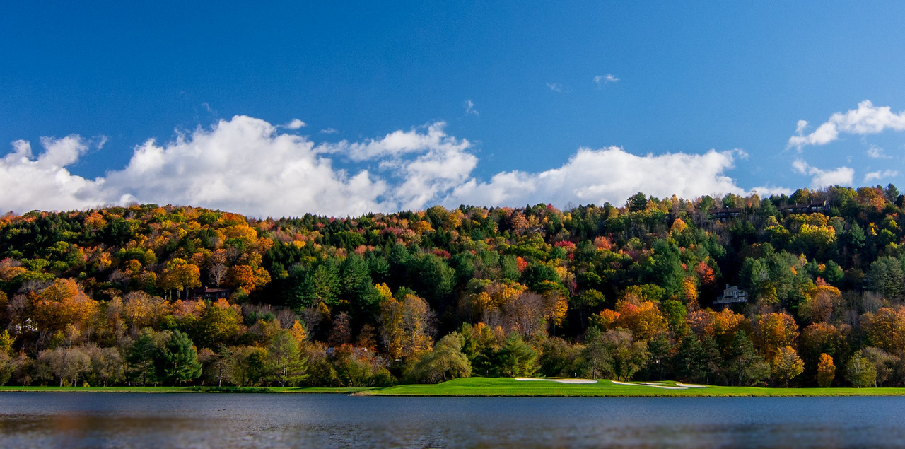 Fall View at Quechee