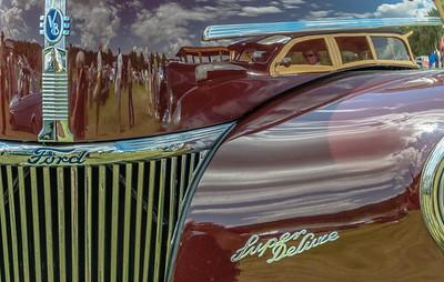 Stowe Antique Car Show