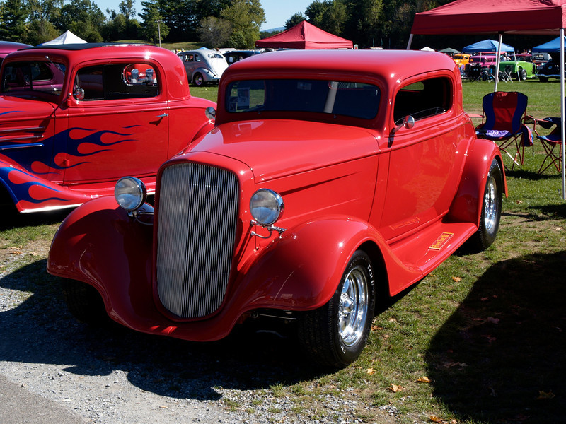 Hot Rod Rally, Essex Junction