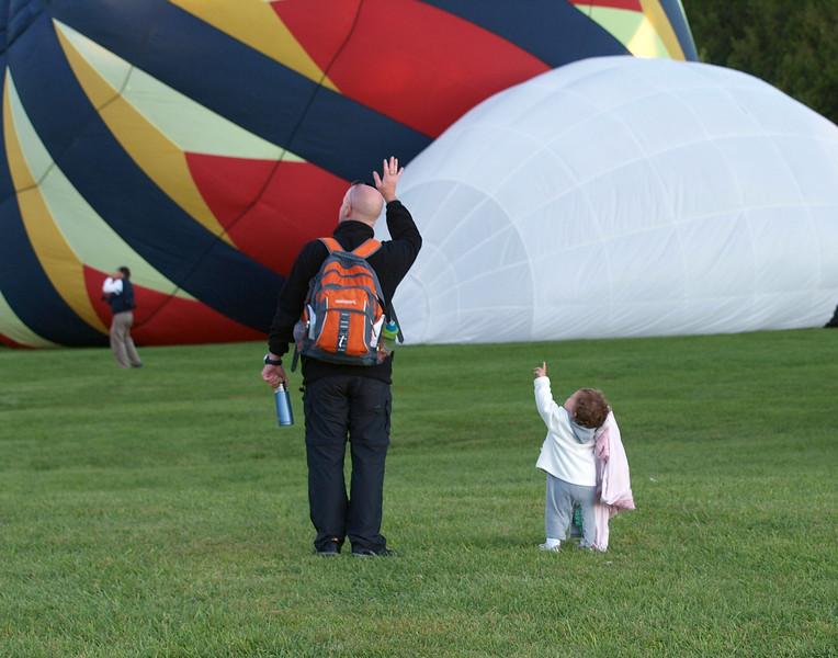 Shelburne Balloon Rally