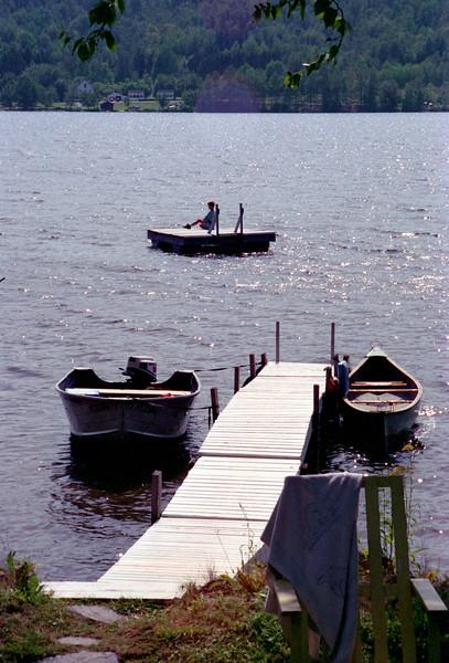 Crystal Lake, Barton Vermont