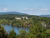 Fort Ticonderoga from Vermont shore