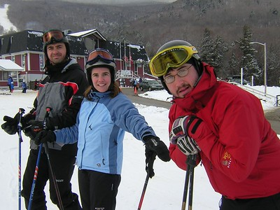 1-9-05 Aleks, Rebecca, Justin