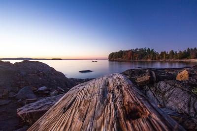 Lake Champlain, Shelburne, Vermont Vermont